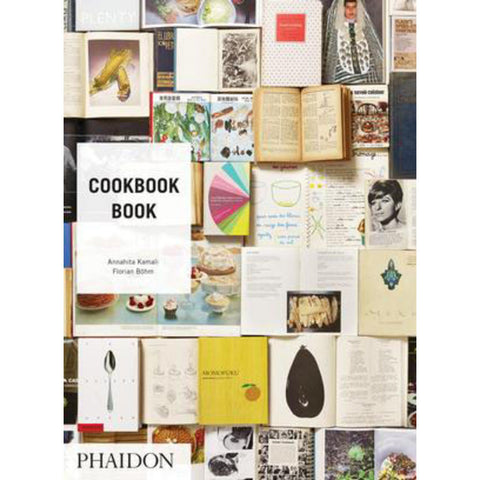 Cookbook Book - Phaidon Press