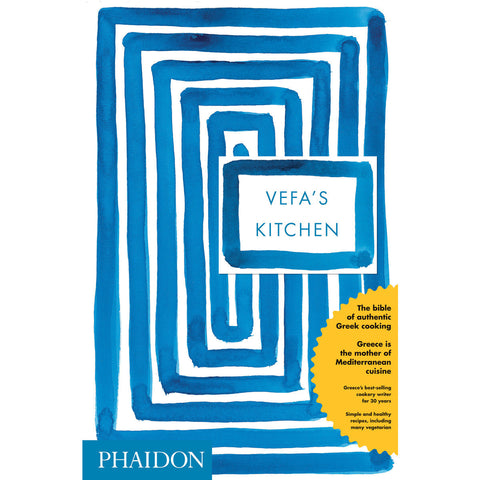 Vefas Kitchen Greek Cook Book - Phaidon Press