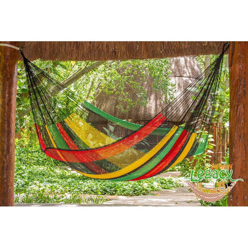 Queen Mexican Cotton Hammock