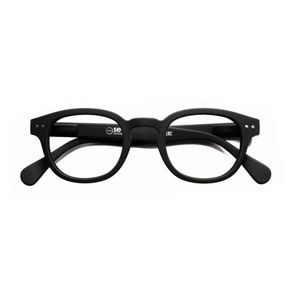 '+3 Black - Reading Glasses - Let Me See (Type C)