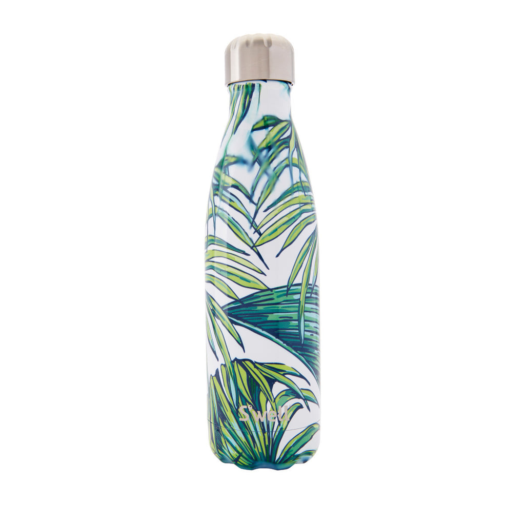 Swell Resort Stainless Steel Insulated Drink Bottle 500ml - Waikiki