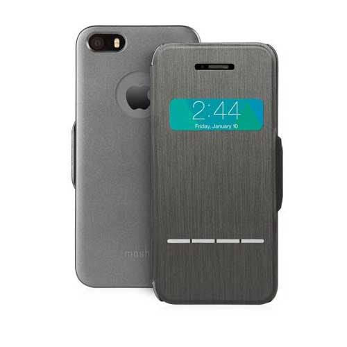 cheaper 60a13 7d1a1 Moshi SenseCover for iPhone 5/5s/SE