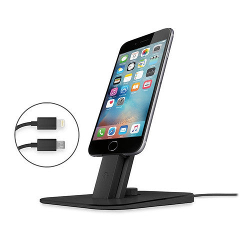 Twelve South HiRise for iPhone 5, iPhone 6 + iPad Mini - Black