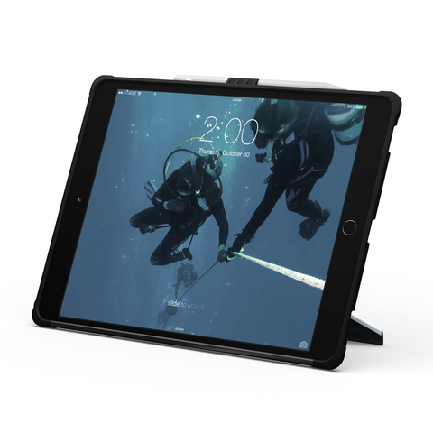 UAG Military Standard Folio Case for iPad Pro 12.9 - Black