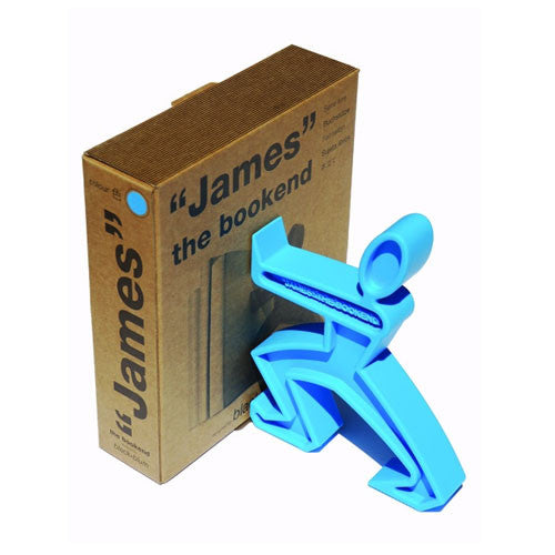 james-the-bookend