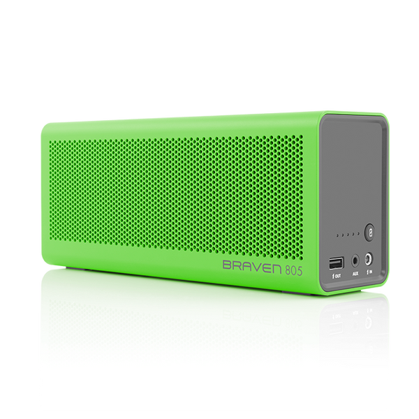 braven-805-wireless-bluetooth-speakers-green