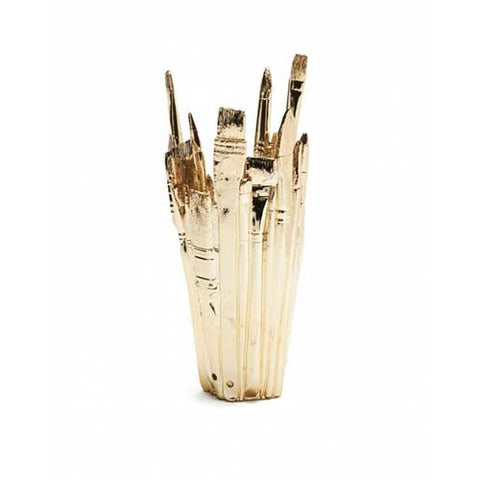 areaware-brush-vase-gold
