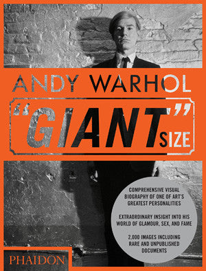 Andy Warhol Art Book - Phaidon Press