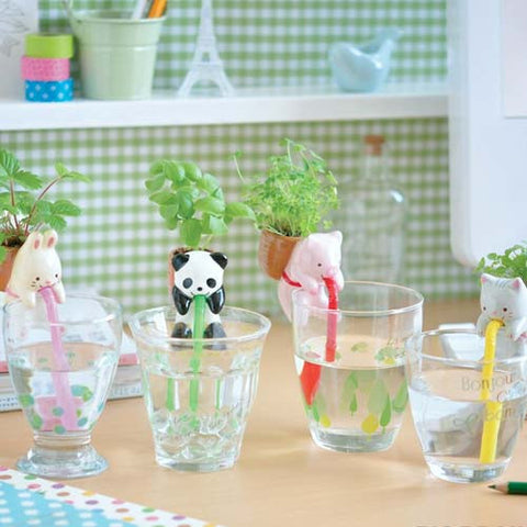 Chuppon Animal Self-Watering Plants
