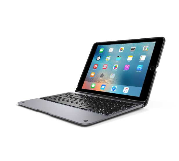ClamCase+ for iPad Air 2