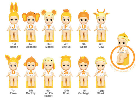 Sonny Angel - Limited Edition 12th Anniversary Series (Set of 12)