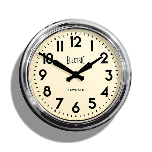 electric-wall-clock
