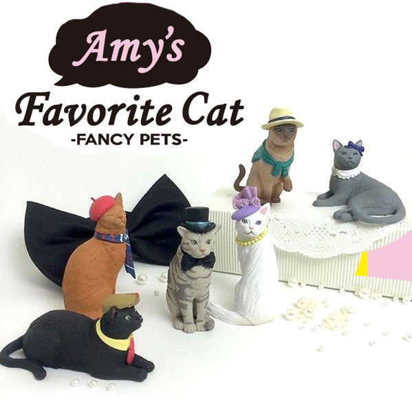 Fancy Pets - Amy's Favourite Cat - Blind Box