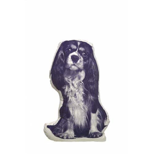 areaware-fauna-cushion-mini-king-cavalier-blue