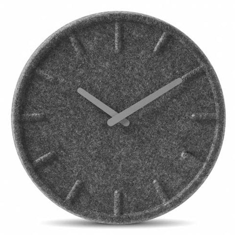 leff-felt-35-wall-clock-grey