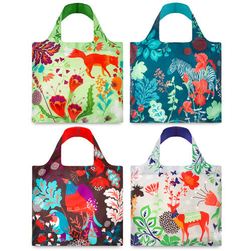 loqi-reusable-shopping-bag-forest-collection