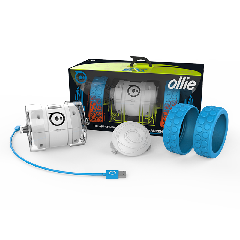 ollie-app-enabled-racing
