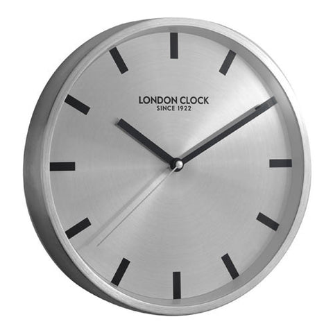 Wall Clock - Sleek - 25cm - London Clock Company