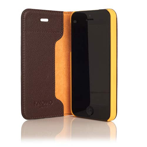 knomo-iphone-5-5s-leather-folio-brown