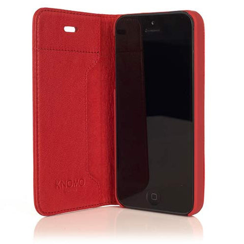 knomo-iphone-5-5s-leather-folio-scarlet