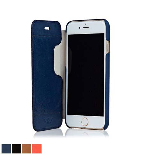 best sneakers fe029 3aa56 Knomo iPhone 6 Leather Folio