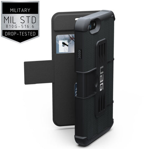 UAG Military Standard Folio Case for iPhone 6/6s - Scout