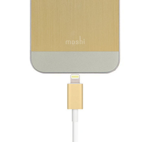 moshi-usb-cable-with-lightning-connector-1m-gold