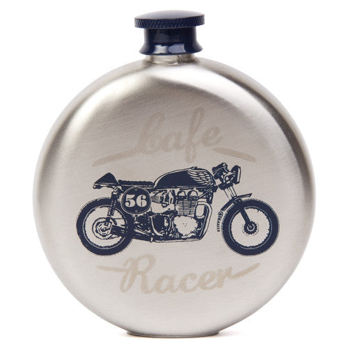 cafe-racer-steel-hip-flask