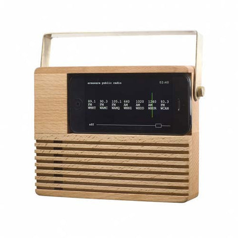 areaware-radio-dock
