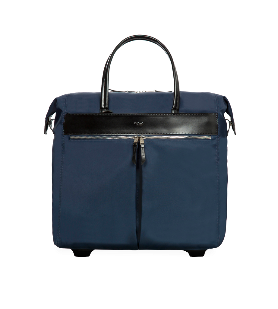 Knomo Sedley Wheeled Travel Tote - Carry On Cabin Luggage Boarding