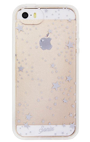 Sonix Clear Coat for iPhone SE/5s - Seeing Stars