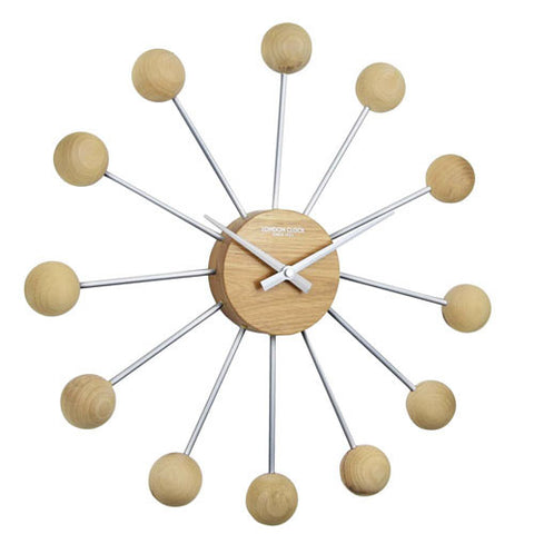 Wall Clock - Sputnik - 44cm - London Clock Company