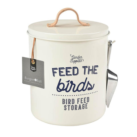 Burgon & Ball Bird Feed Tin
