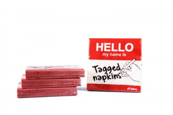 tagged-napkins