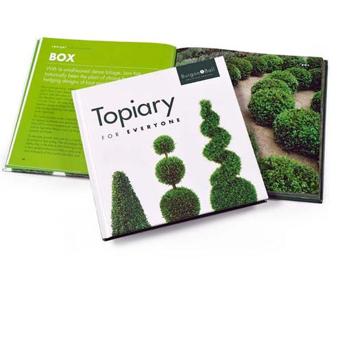 Burgon & Ball Book - Topiary for Everyone