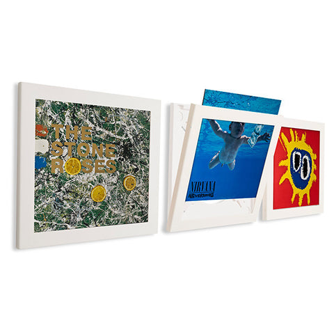 Art Vinyl 3 Pack - White