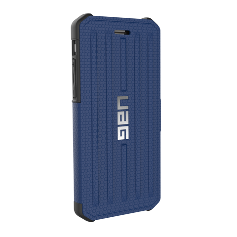 UAG Military Standard iPhone 7/6S Metropolis Folio Case - Cobalt