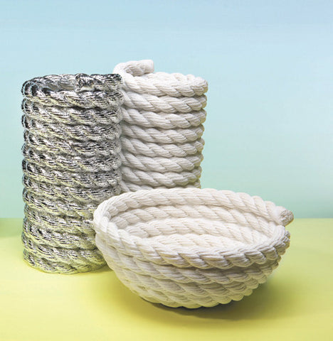 areaware-rope-coil-vase-chrome