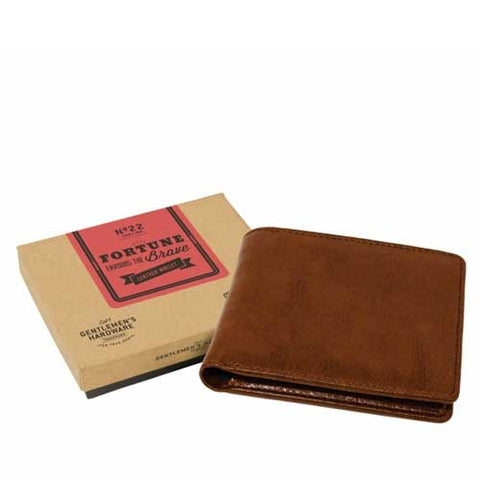 Gents Hardware - Leather Wallet