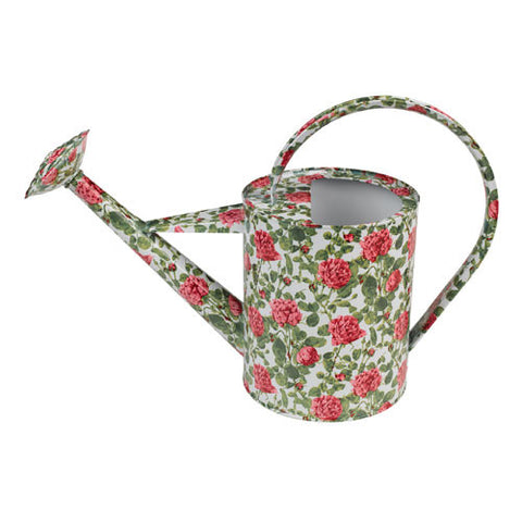 English Rose Watering Can