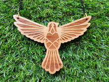 Geo Peaceful Dove Necklace
