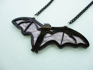 Fruit Bat Necklace