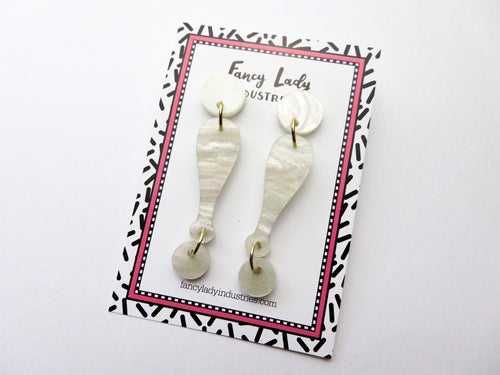 Exclamation Mark Earrings