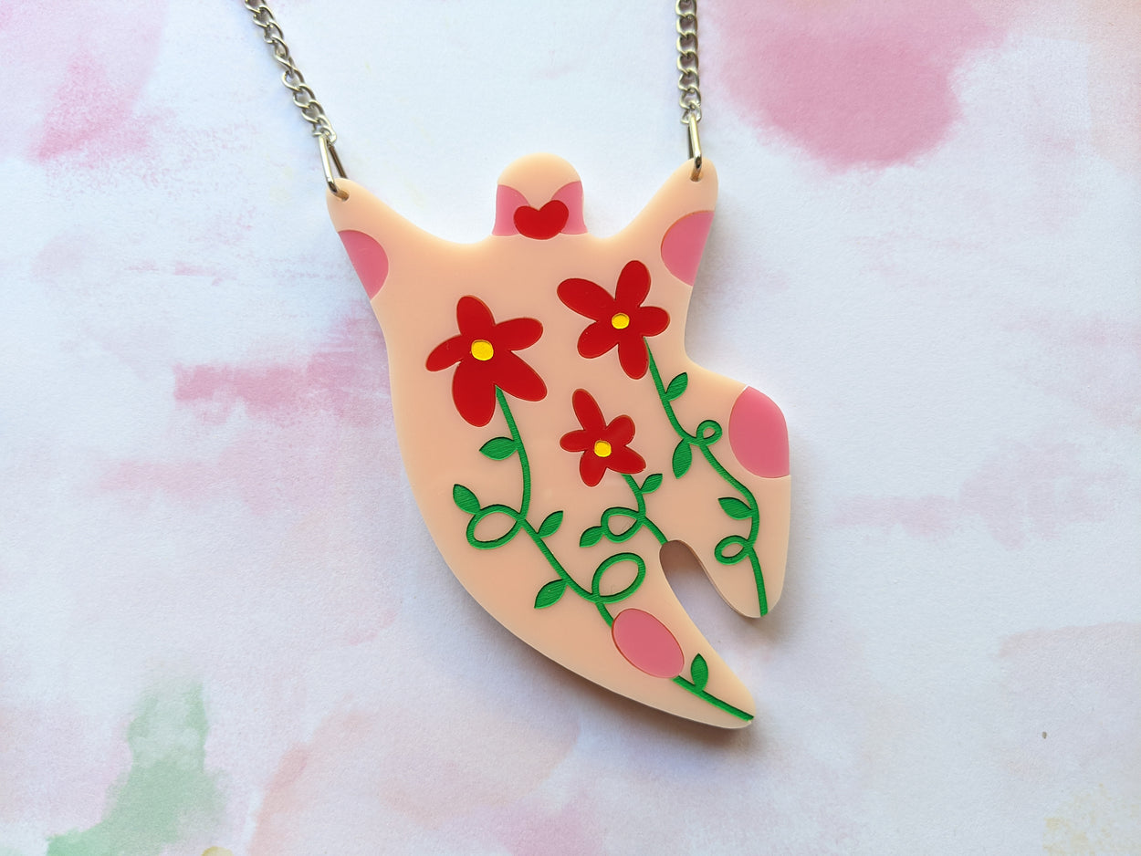 Posy Plumpie Necklace