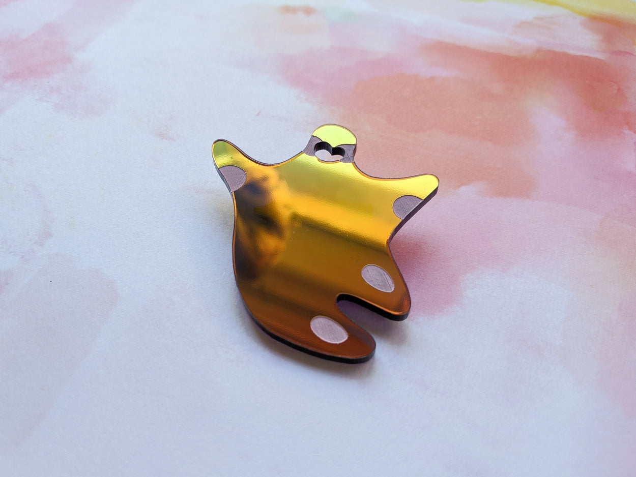 Radiant Baby Plumpie Brooch