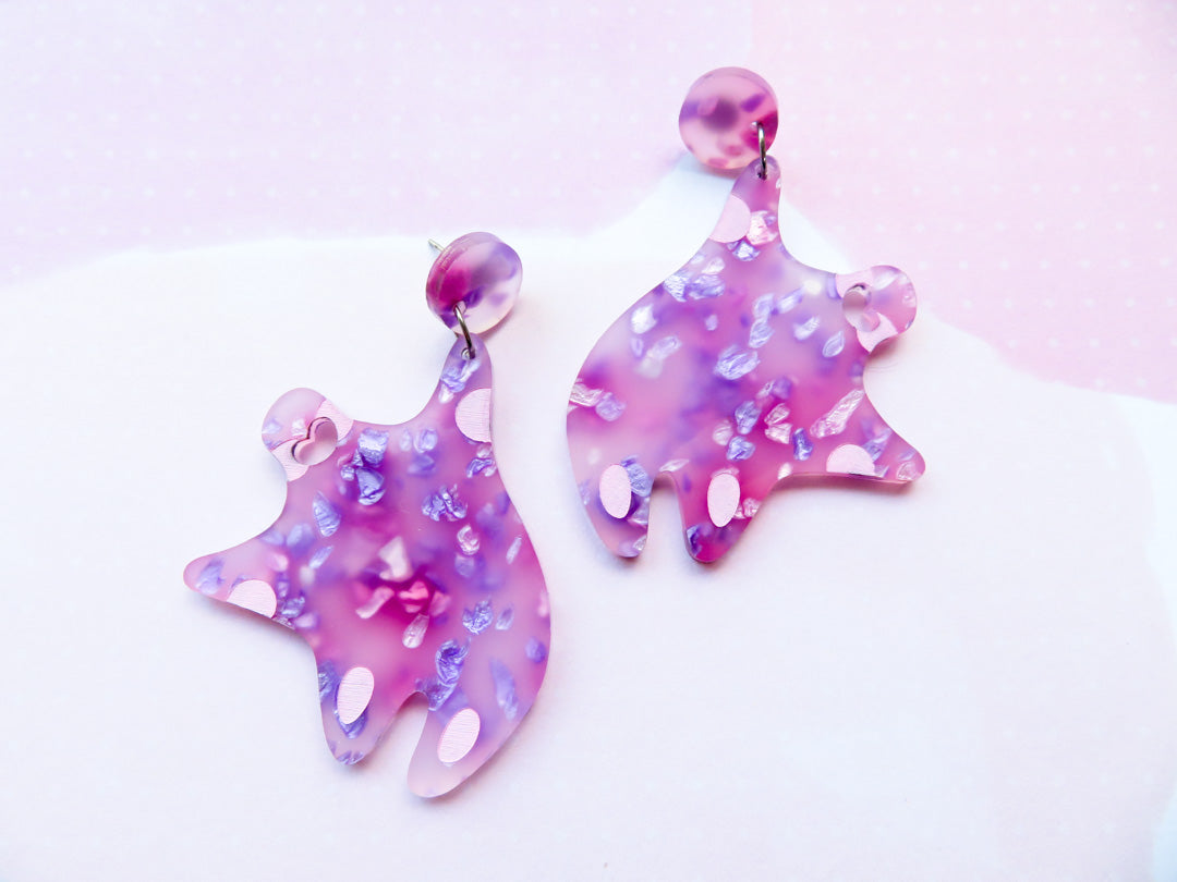 Plumpies earrings - Petal