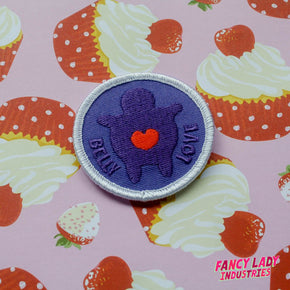 Belly Love Girth Guides Patch