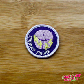 Thunder Thighs Girth Guides Patch