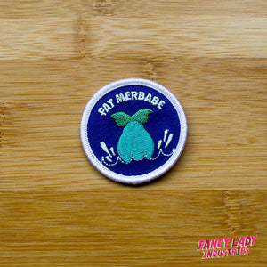 Fat Merbabe Girth Guides Patch