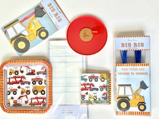 Big Rig Complete Party Package